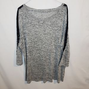 Penningtons plus size light weight sweater